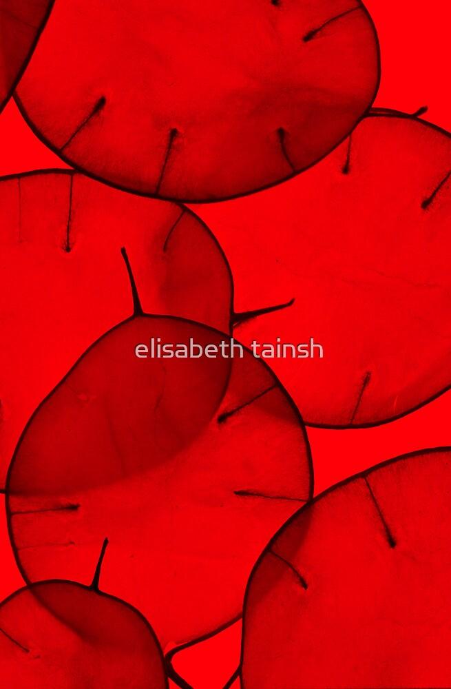 RedHonesty by elisabeth tainsh