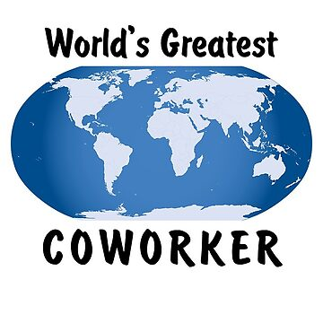 World's Greatest Coworker by viktor64