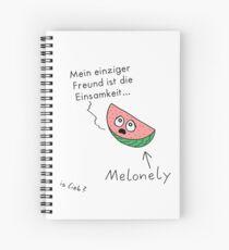 Melonely islieb Spiralblock