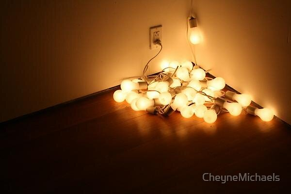 Pile of Light by CheyneMichaels