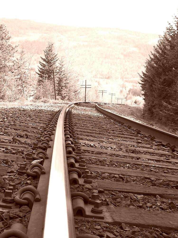 Tracks 2 by Levi Moodie