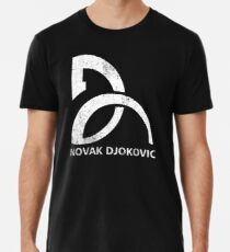Novak Djokovic Premium T-Shirt