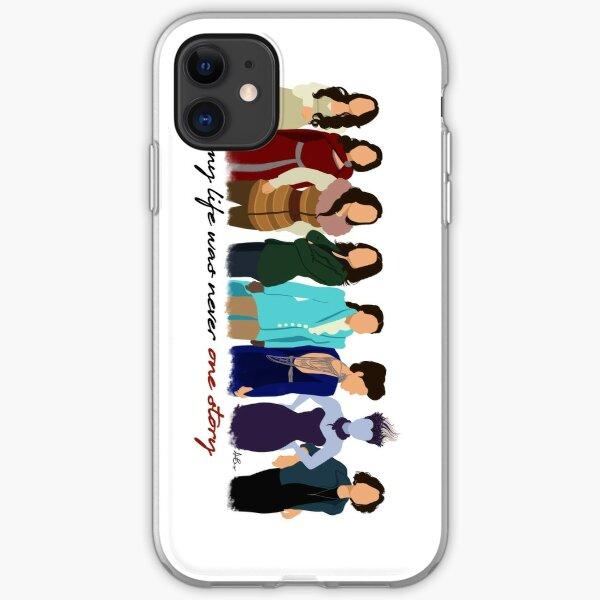Regina Mills - Hero/Villain iPhone Soft Case