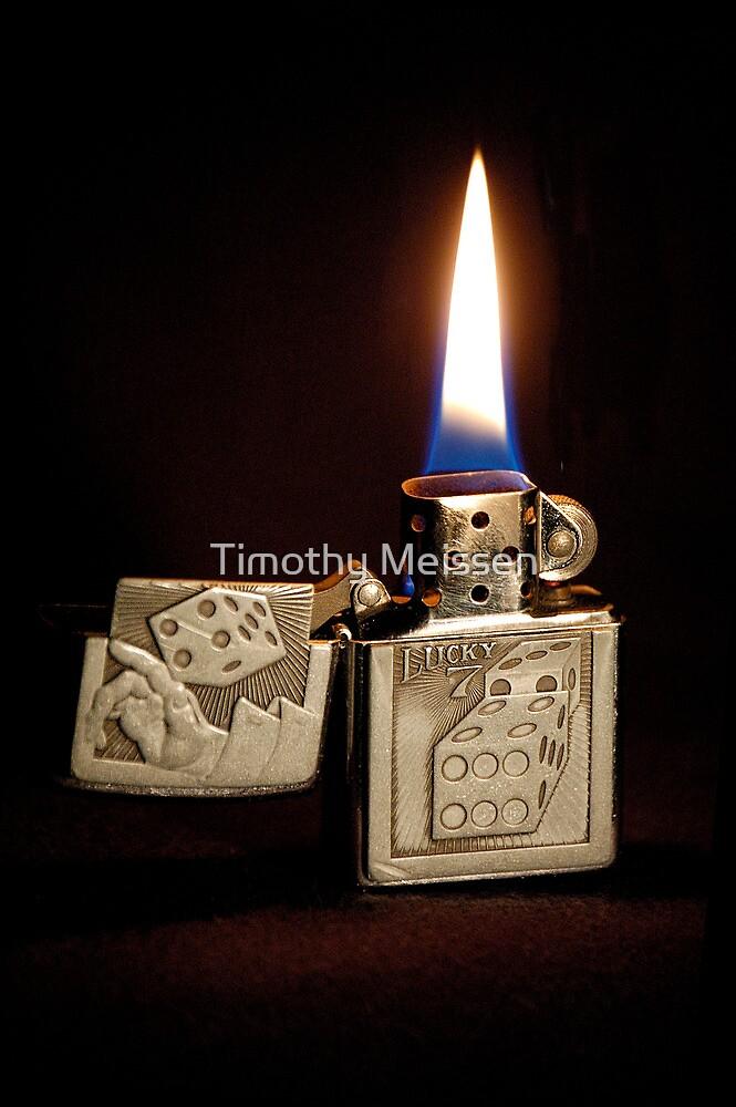 Zippo, God of Fire by Timothy Meissen