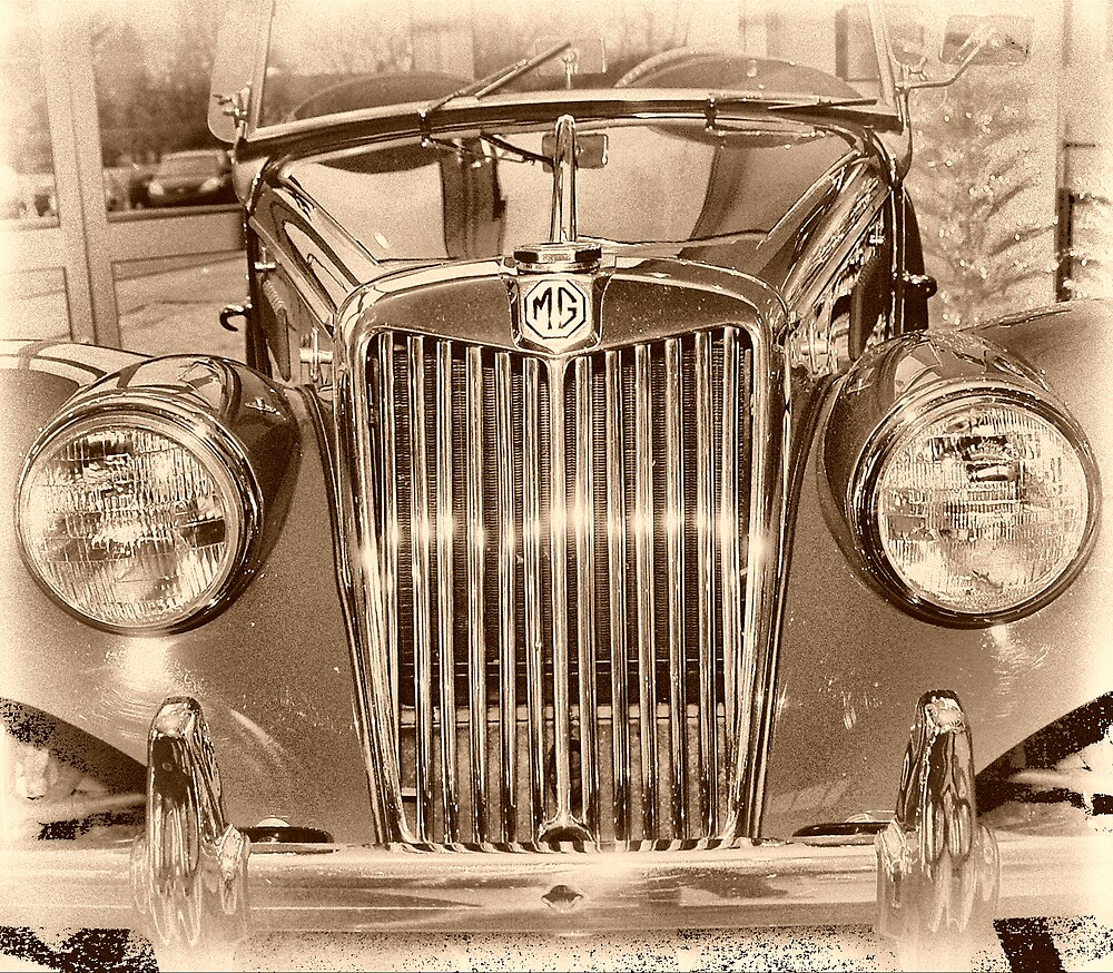 Vintage Car 1 by colorsofplanet