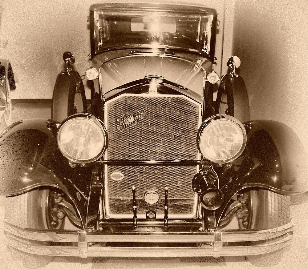 Vintage Car 10 by colorsofplanet