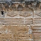Ancient wall Detail in Cadiz by AngeloDeVal