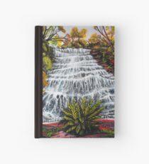 Katoomba Waterfall Hardcover Journal