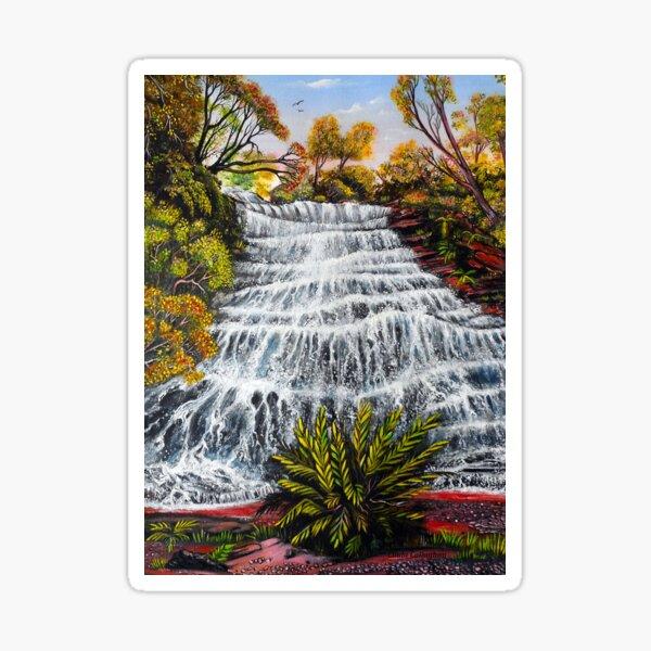 Katoomba Waterfall Sticker