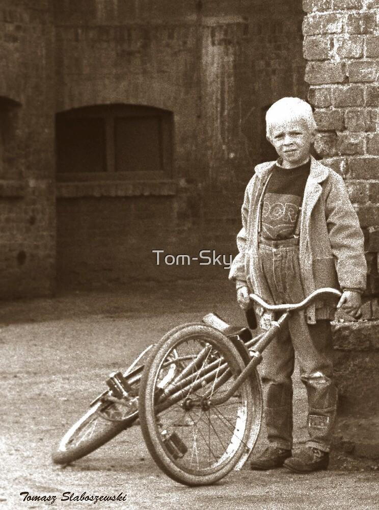 Bicycle Boy by Tom-Sky