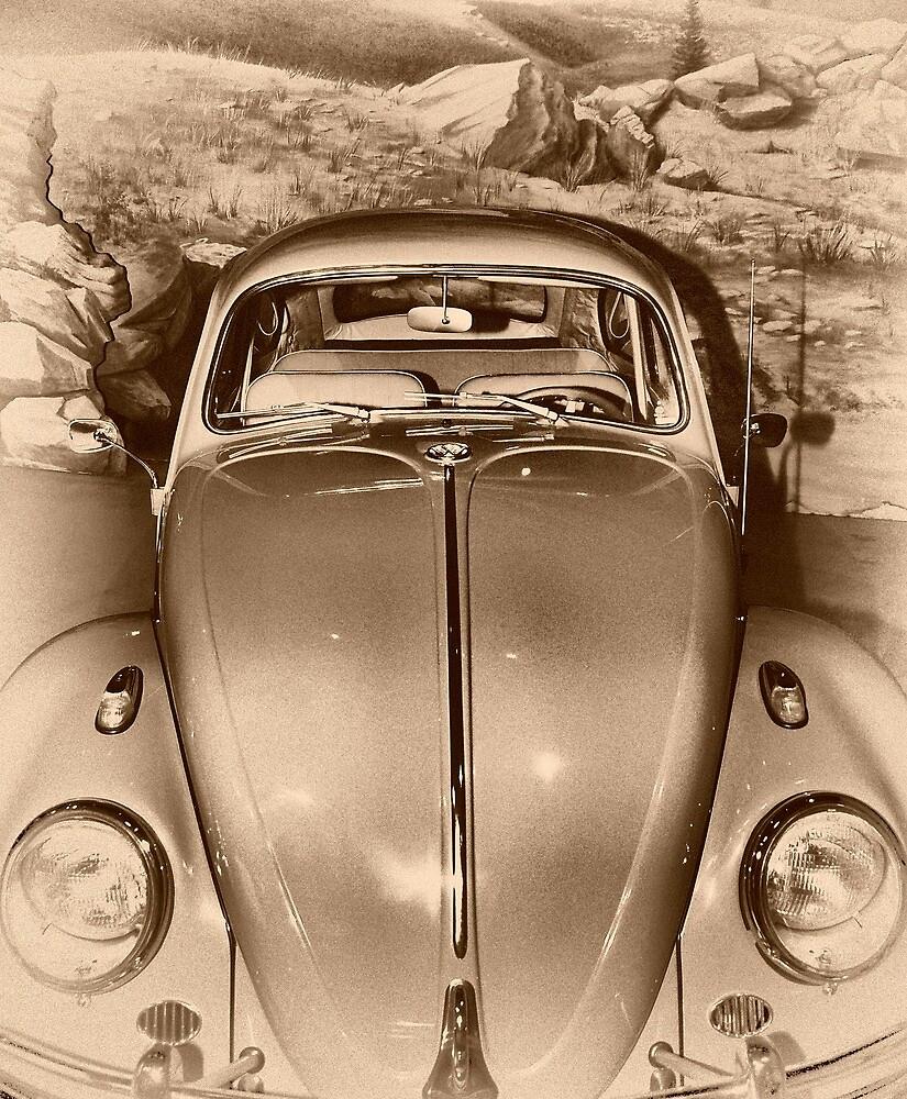 Vintage Car 13 by colorsofplanet