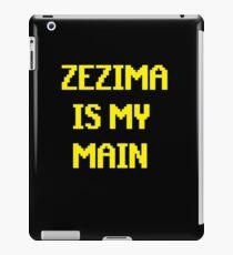 Zezima is my main iPad Case/Skin