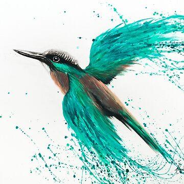 Kingfisher Tropics by AshvinHarrison
