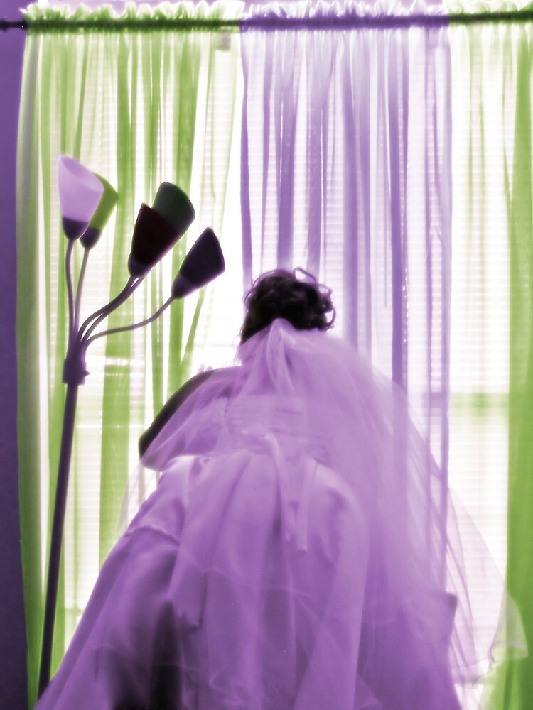 Waiting Bride by Raquel Perryman