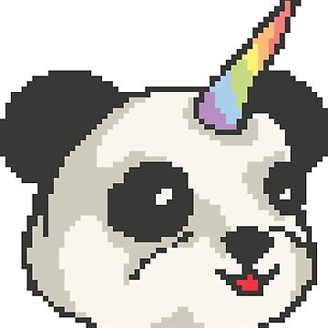 Panda Corn by flipper42