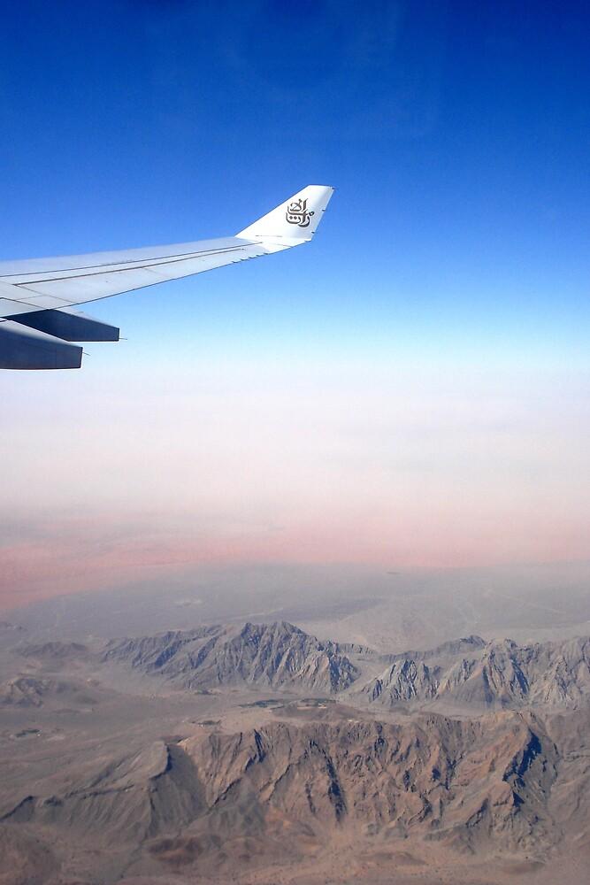 Flying over Dubai - 2009 by gij88