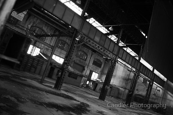 """""""Empty Engineering"""" by Candler Photography"""