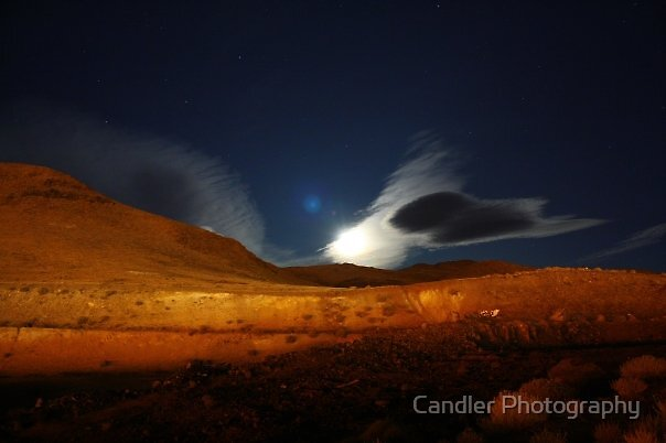 """Moonrise"" by Candler Photography"