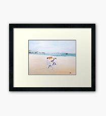 Sweet Scent of Freedom Framed Print