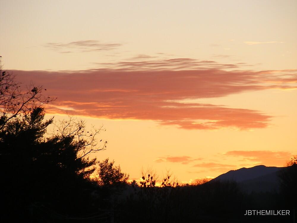 November 9th sunrise by JBTHEMILKER