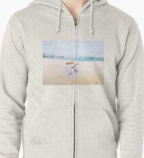 Sweet Scent of Freedom Zipped Hoodie