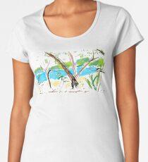 Port Douglas Women's Premium T-Shirt