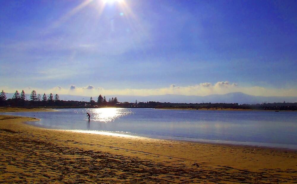 Shellharbour Beach by jazzkat89