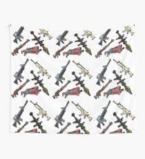 Tela decorativa FNBR Guns