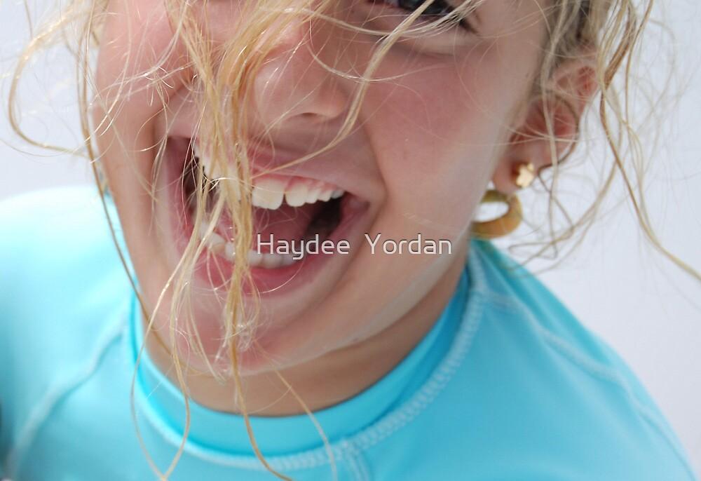 Big laugh!!!! by Haydee  Yordan