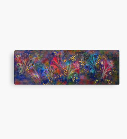 Six stolen flowers (Best viewed large) Canvas Print