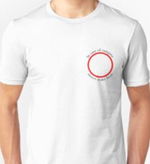 In case of vampire, insert stake here T-Shirt
