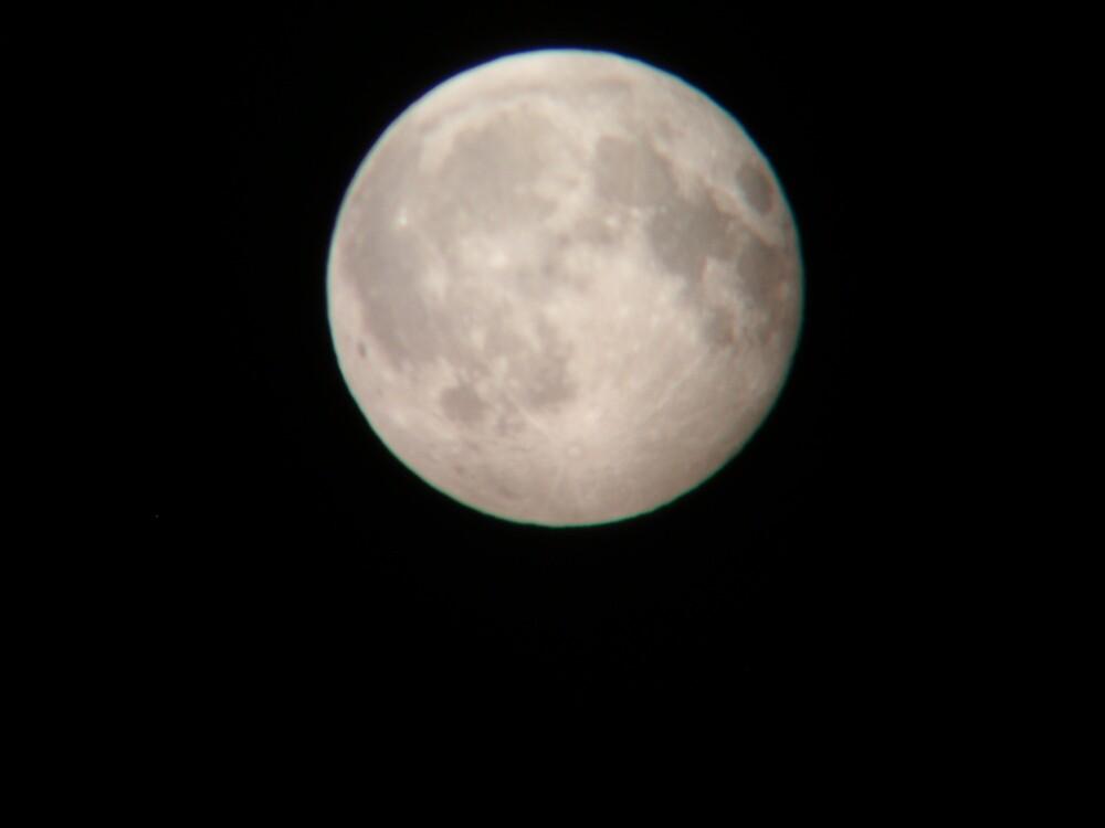 Moon by monikap
