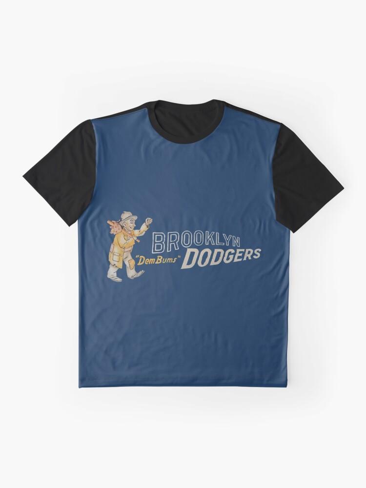 fa63f147 Brooklyn Trolley Dodgers -Los Angeles Dodgers
