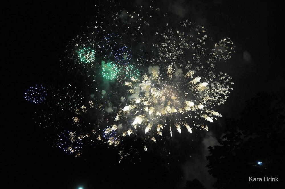 sparkles in the sky 1 by Kara Brink