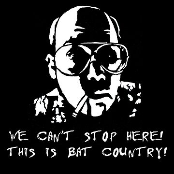 This is Bat Country by pepperypete