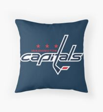 Washington Capitals Hockey Floor Pillow
