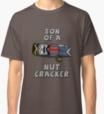 Böses Weihnachts Design - Son of a Nutcracker Classic T-Shirt