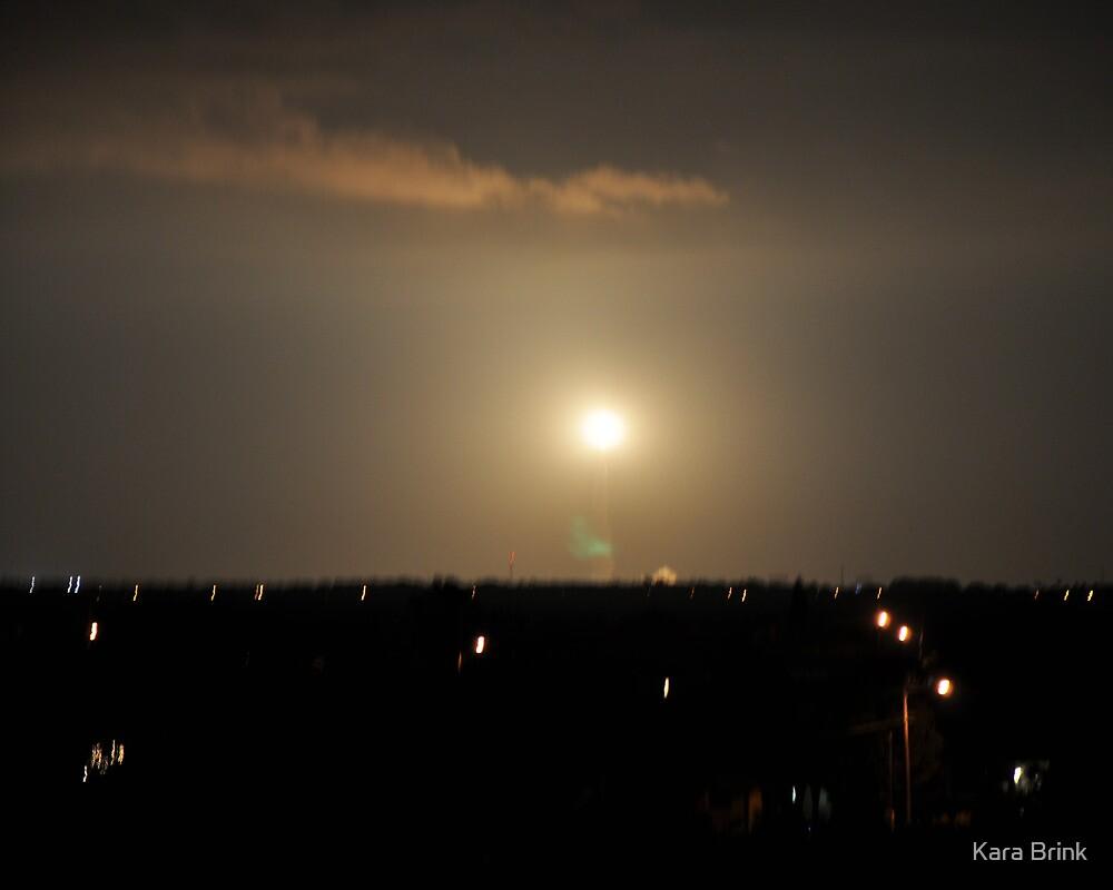 military missile, florida by Kara Brink