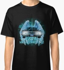 Supernatural Shatter Uninverse Archangel Michael Revenge Classic T-Shirt