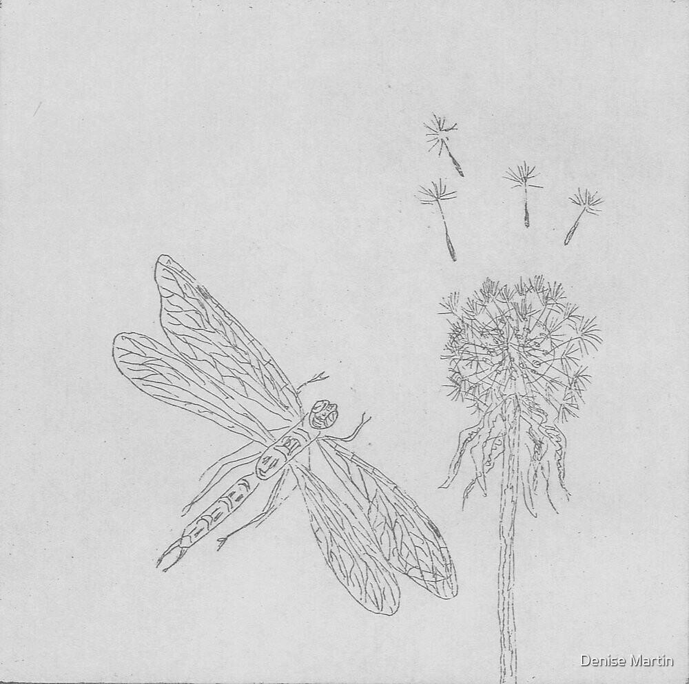 Gossamer wings by Denise Martin