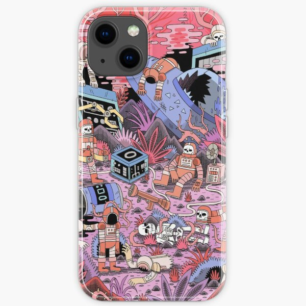 Chaos iPhone Soft Case