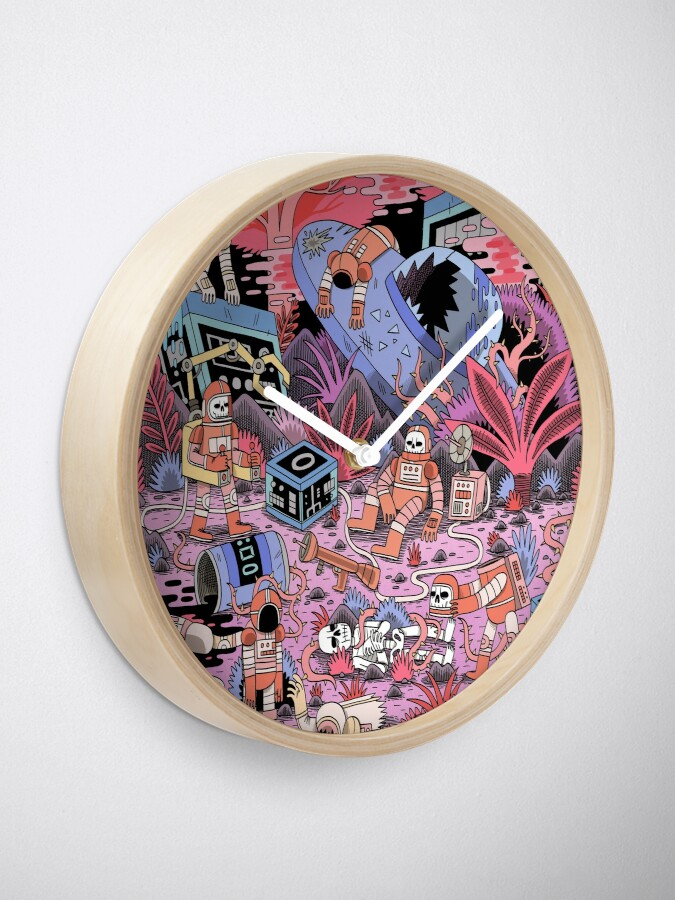 Alternate view of Chaos Clock
