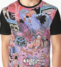 Caos Camiseta gráfica