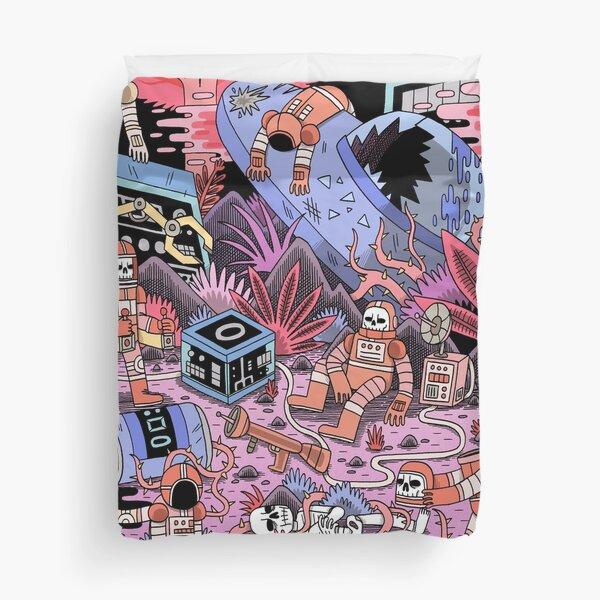Chaos Duvet Cover