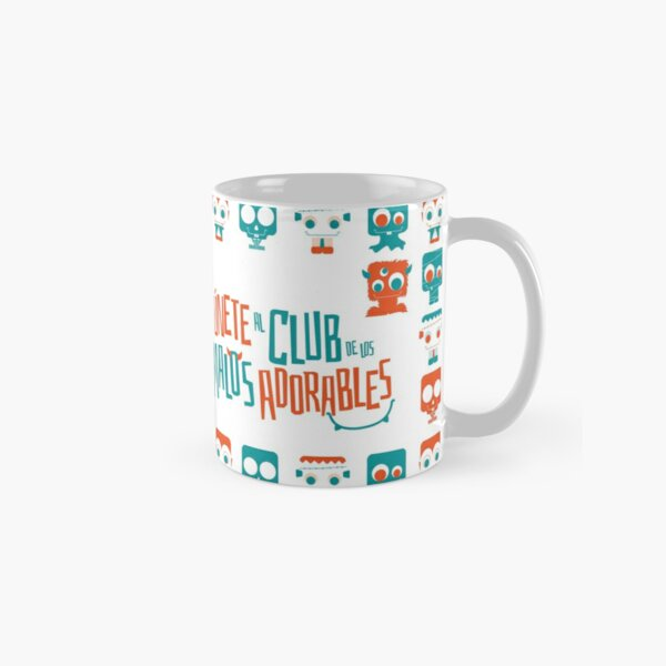 Lovable naughty guys: The Mummy Classic Mug