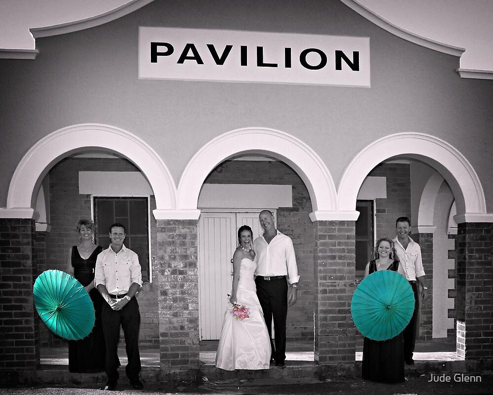 Sal & Scott Wedding Party Kings Beach by Jude Glenn