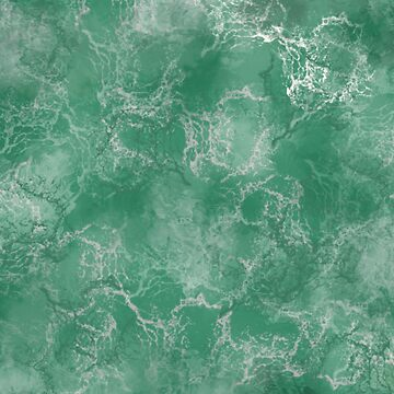 Green marble by susana-art
