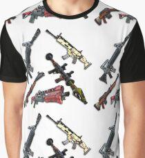 FNBR-Waffen Grafik T-Shirt