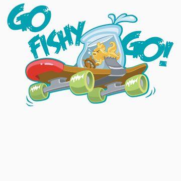 Go Fishy Go! by CBeeProject