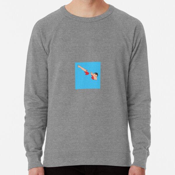 Dabbed to Death Lightweight Sweatshirt